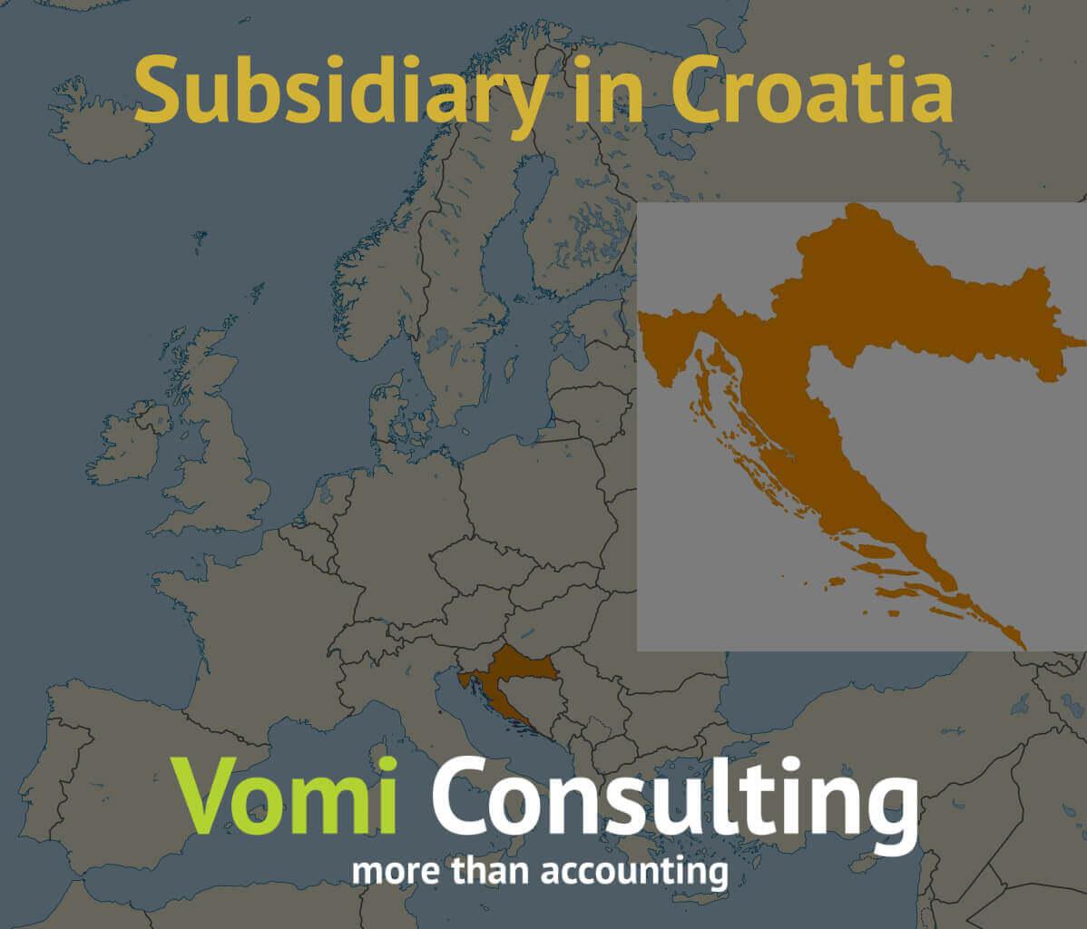 Podružnica u Hrvatskoj