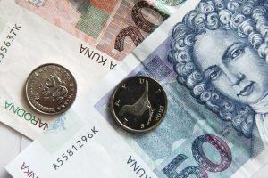Croatian Kuna - official currency in Croatia